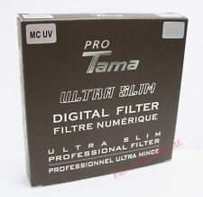 ProTama 58mm Ultra Slim Frame Digital Multi-Coated MC UV Professional Filter