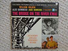 Bridge on the River Kwai Sound Track LP (#2241) CL 1100, 1957, Columbia