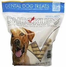 Checkups- Dental Dog Treats, 24 Counts (3 Pack)