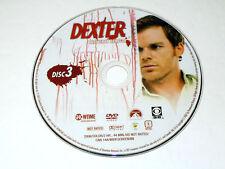 Dexter First Season 1 Replacement Disc 3 DVD Disc Only