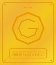 One of a Kind in Seoul 8809269502407 by G-dragon CD