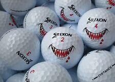 100 Srixon Distance Shark Bite 2018  Golfbälle - Neuware