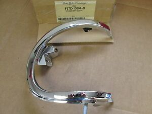1995-97 FORD EXPLORER LH GRILL EXTENSION TRIM HEADLIGHT DOOR NOS FORD  115