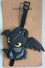 How To Train Your Dragon Toothless Luggage Tag 4 Inches US Seller