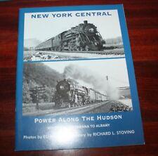 New York Central Power Along the Hudson, Vol. 2: Oscawana to Albany