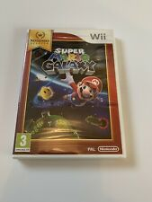 Super Mario Galaxy - Nintendo Wii - Brand New And Sealed