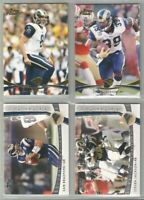 St Louis Rams 4 card 2012 Topps Prime insert & parallel lot-all different