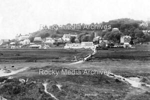 Gpo-42 General View, Penally, Wales. Photo