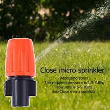 20pcs Micro Drip Irrigation Nozzle Water Hose Sprayer Garden Plants Sprinklers