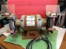 "ACE BENCH GRINDER 6"", 1/2 HP, 3450 RPM, 115V 60HZ, 4 AMP, ACE 27201, MFG: 93A*sh"