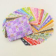 30 piezas/lote 10cmx10cm Paquete de Encanto de tela de algodón Patchwork Paquete Telas Tilda