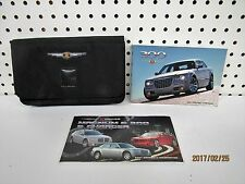 2007 Chysler 300 Owners Manual Set FREE SHIPPING
