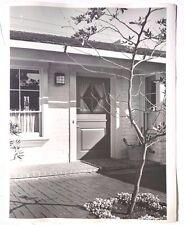 Vtg 1950s CALIFORNIA HOME Architecture / Design BLACK & WHITE Photo (17 Of 20)
