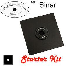 Skink Pinhole Pancake Lochkamera Starter Kit Platine Sinar 140x140 Zubehörpaket