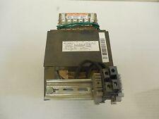 SQUARE D TRANSFORMER 9070T1000Q81314 .89 KVA .89KVA 380/400/44/470V VOLT