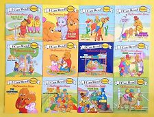 Berenstain Bears Childrens Books Phonics Beginning Early Readers Lot 12