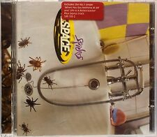 "Space - Spiders (CD 1996) Features ""Neighbourhood"" ""Me & You Vs The World"""