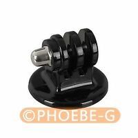ST-03 Black Tripod Mount Adapter for Gopro Hero 3 2 1 Camera