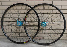 Mavic 319 Novatec HUB Disc wheelset WHEEL SET BLUE HANDBUILD MTB 26 inch