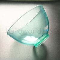 Dental Lab Nonstick Flexible Rubber Impression Mixing Alginate Bowls 1 Pcs Green