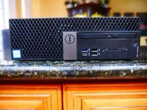 DELL Optiplex 7060 | Win 10 Pro | i7 3.2 Ghz | 24GB DDR4 | 256 SSD | BT/WiFi