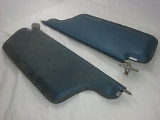 1965 Plymouth Belvedere Sun Visors Blue Set Of 2 2499992 2499993   - PL544
