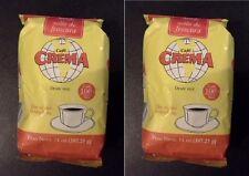 Crema Brand Coffee from Puerto Rico,  2 bags ground coffee, 14oz - WWS