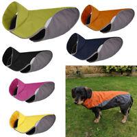 Dog Coat Waterproof Jacket Winter Warmer Vest Padded Puppy Apparel Clothes Pet