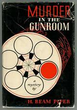Murder in the Gunroom by H.Beam Piper (First Edition)