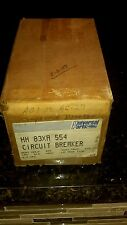 Carrier Hh 83Xa 554 Hh83Xa554 Circuit Breaker 54 Amp 480V Nib New $159