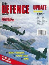 Defence Update Born in Battle N°77 RAF JaguarTomahawk Cruise Missiles Leopard 1