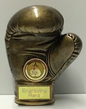Boxing Trophy + FREE Engraving + FREE P&P On Additional Trophies