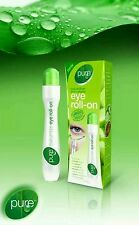 PURE Cucumber & Caffeine Eye Roll On *HELPS REDUCE THE APPEARANCE OF EYE BAGS