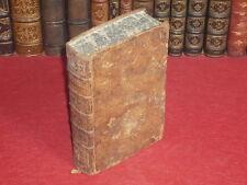 A-A CHOMEL / AMENITES LITTERAIRES & RECUEIL D'ANECDOTES EO 1773 2/2 en1v Complet