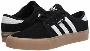 Men's Adidas Originals Seeley XT Skateboarding Black Shoes [EG2632/Sizes]