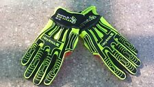 HexArmor Rig Lizard 2021 Impact & Cut Protecting Gloves (Size Large)