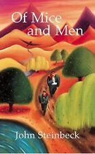 Of Mice and Men by John Steinbeck New Hardback Book 9780582461468