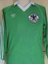 WEST GERMANY WORLD CUP 1982 ADIDAS AWAY VINTAGE FOOTBALL TRIKOT SOCCER SHIRT M