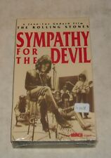 FACTORY SEALED VHS TAPE in SLEEVE -  JEAN - LUC GODARD ROLLING STONES SYMPATHY