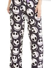 Plus Size 3X DISNEY NIGHTMARE BEFORE CHRISTMAS SUPER MINKY SLEEP PANTS NWT