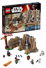 LEGO Star Wars Battle on Takodana 75139 409 pcs 2016 Maz Kanata NEW SEALED