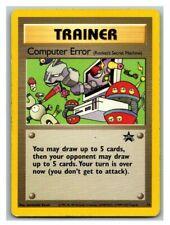 Computer Error 16 Promo Pokemon Card Exc Condition