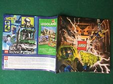 (Q25) LEGO SYSTEM TECHNIC CATALOGO GENERALE 1998 Brochure KATALOG