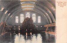Tinted Postcard The Natatorium Plunge in Boise, Idaho~109300