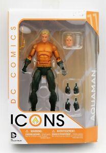 DC Icons Aquaman Action Figure New Toy Comics