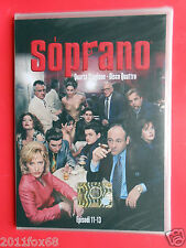 dvd film i soprano quarta stagione disco quattro the sopranos james gandolfini f