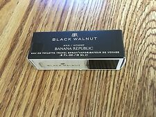 New Banana Republic Men's BLACK WALNUT 0.5 OZ EDT COLOGNE SPRAY TRAVEL SIZE