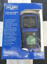 Real Work Tools - Professional OBD II & Can Scan Tool - 66225