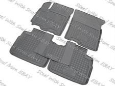 Fully Tailored Rubber / Car Floor Mats Carpet for SUZUKI SX4 S-CROSS 2014—2018