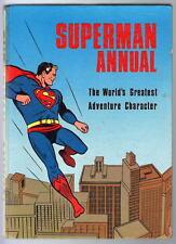 SUPERMAN ANNUAL 1967 British Annual Squarebound RARE Justice League & Batman